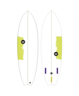 "Mahalo TEVA FISH 6.0"" - 32.3L Surf Boards"