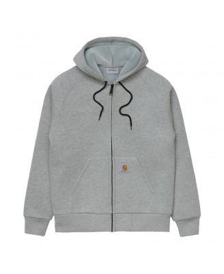 Carhartt Mens CAR-LUX 14.2 OZ Hooded jacket