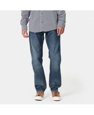 """Carhartt Jeans Mens KLONDIKE """"Mills"""" Stretch 14Oz"""