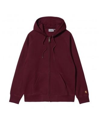 Carhartt Mens CHASE 13 OZ Hooded jacket