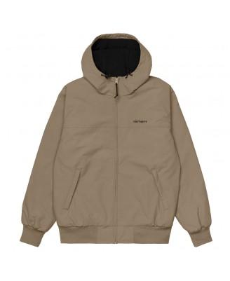 Carhartt Mens HOODED SAIL 5 OZ Jacket