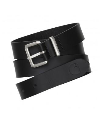 Carhartt Mens LOGO Leather Belt