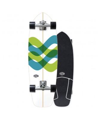 "Carver Triton SIGNAL 31"" SurfSkateboards"