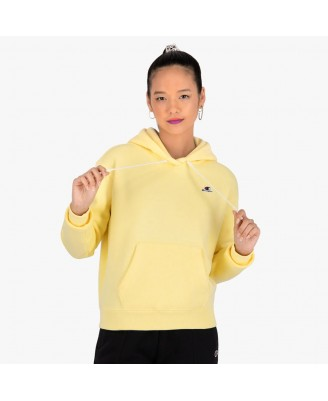 Champion Women C LOGO hoodie