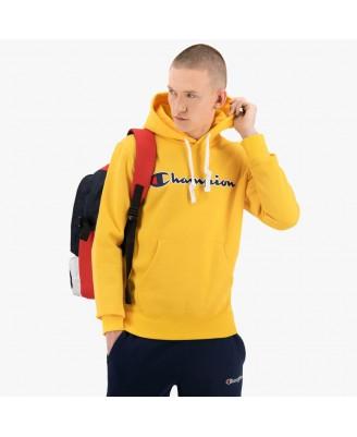 Champion Mens SCRIPT LOGO hoodie
