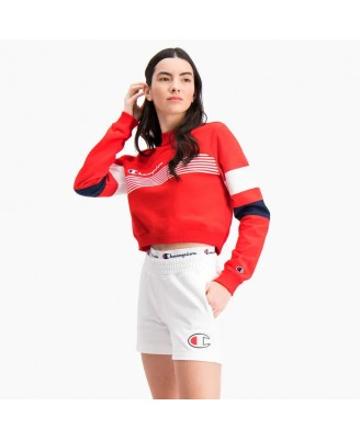 Champion Women DOUBLE WAISTBAND Short