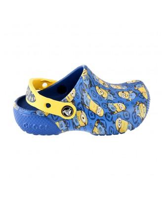 Crocs Kids FL MINIONS GRPHIC CLOG Sandals