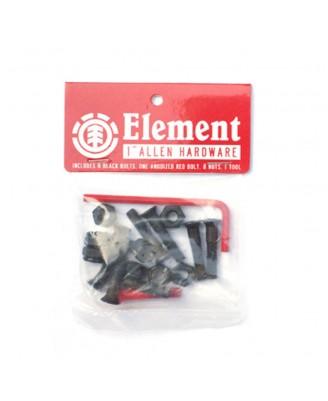"""Element ALLEN HDWR 1"""" Bolts"""