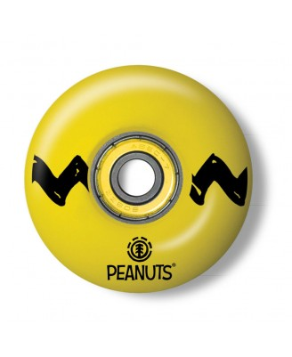 Skate Element PEANUTS CHARLIE BROWN 52mm  Wheels