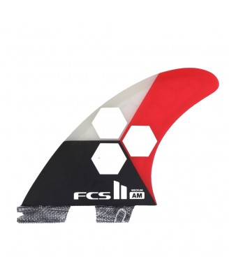 FCS II AM PC Medium FLAME TRI Fins