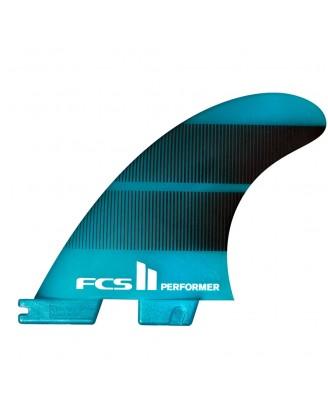 FCS II PERFORMER NEO GLASS TRI  Fins