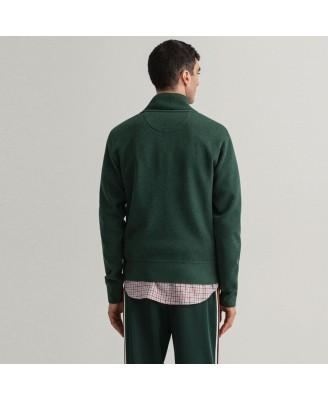 Gant Mens D1 SACKER RIB Sweater zip