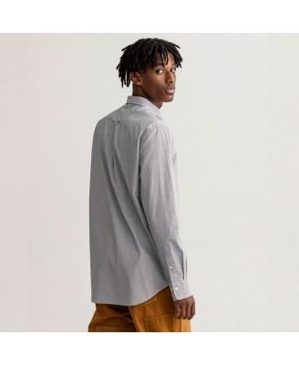 Gant Mens REGULAR BANKER STRIPE Shirt