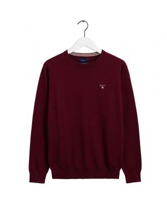 Gant Mens COTTON WOOL C-NECK Sweater