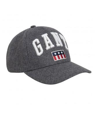 Gant Mens D2 TAG WOOL Cap