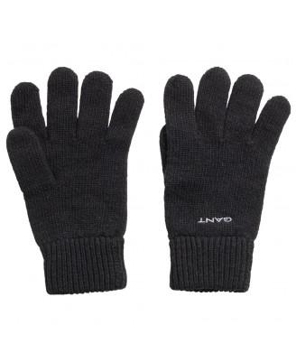 Gant Mens KNITTED WOOL Gloves