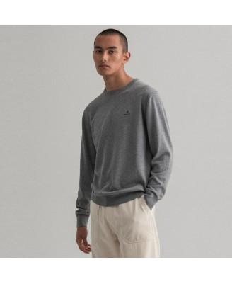 Gant Mens CLASSIC C-NECK Sweater