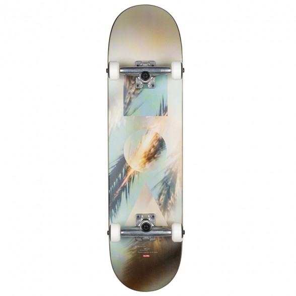 "Globe G1 STACK  8.25"" Complete Skate"