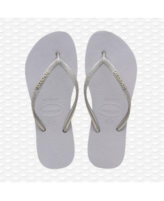 Havaianas Women SLIM FLATFORM GlTTER Slippers