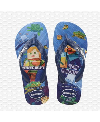 Havaianas Kids MINECRAFT Slippers