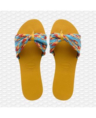 Havaianas Women YOU ST TROPEZ MESH  Slippers