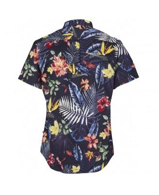 Kronstadt Mens JOHAN EXOTIC S/S  Shirt