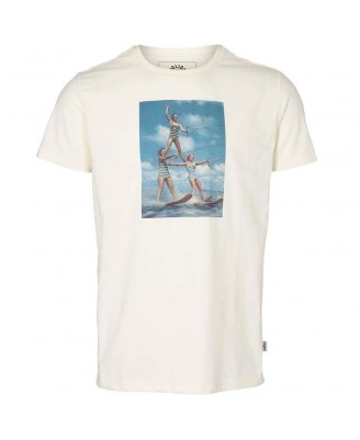 Kronstadt Mens CLIVE RECYCLED Tee