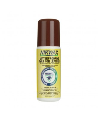 Nikwax Waterproofing Wax For Leather Brown