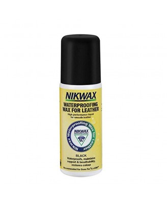 Nikwax Nikwax Waterproofing Wax For Leather Black