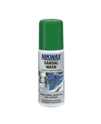 Nikwax Sandal Wash Liquid 125 ML