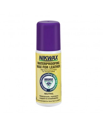 Nikwax Leather Liquid Neutral Waterproofing