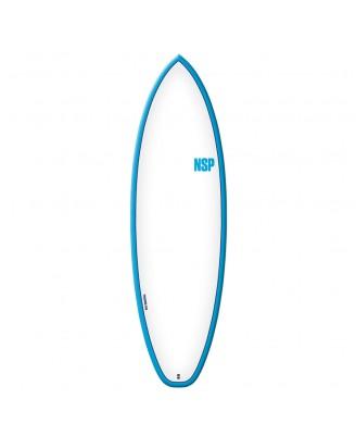 """NSP ELEMENTS HDT TINDER-D8 6.2"""" Surf Boards"""