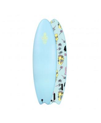 """Ocean & Earth BRAINS EZI RIDER SOFT 6.6"""" Surf Boards"""