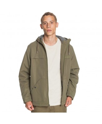 Quiksilver Mens WAITING PERIOD Jacket