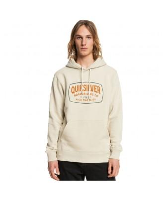 Quiksilver Mens HIGH CLOUD Hoodie