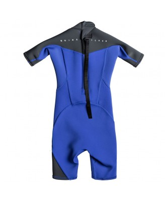 Quiksilver Kids 2/2 SYNCRO BZ SS SP F Wetsuit