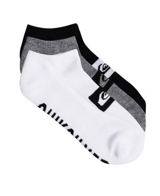 Quiksilver ANKLE 3PACK Socks