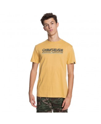 Quiksilver Mens LIKE GOLD Tee