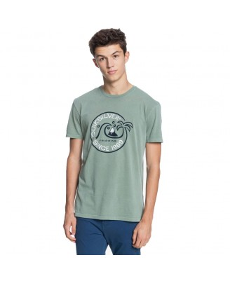 Quiksilver Mens INTO THE WIDE Tee