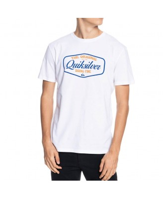 Quiksilver Mens CUT TO NOW Tee
