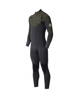 Rip Curl Mens DAWN PATROL C/ZIP 43GB ST Wetsuits