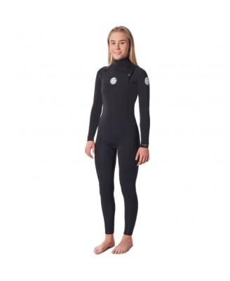 Rip Curl Women DAWN PATROL 5/3 C/ZIP Wetsuits