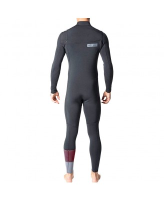Rip Curl Mens AGGRO 43GB C/ZIP STMR Wetsuits