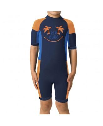 Rip Curl Kids D/PATROL S/SL SPRING Wetsuits