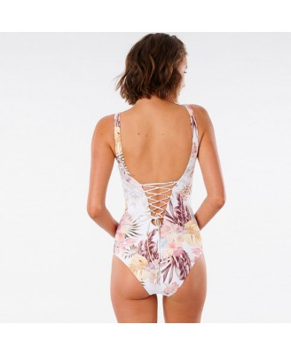 Rip Curl Women TALLOWS FULL ONE Swimsuit