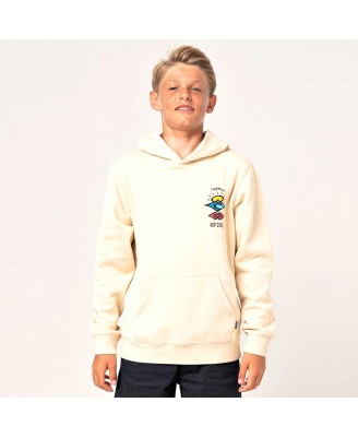 Rip Curl Kids SEARCH ICON Hoodie