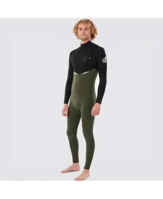 Rip Curl Mens E BOMB 43GB Z/FREE STMR Wetsuits