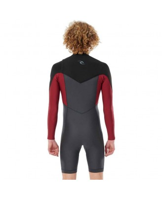 Rip Curl Mens DAWN PATROL 22G C/ZIP 2mm Wetsuits