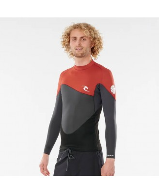 Rip Curl Mens OMEGA 1.5mm Lycra Surf