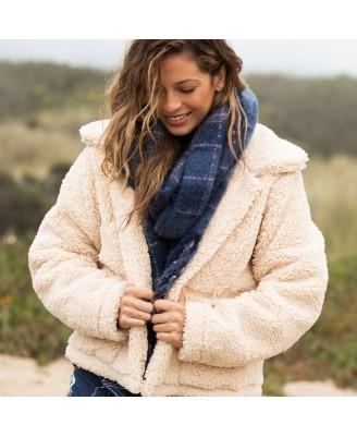 Roxy Women RAISE THE BAR Jacket Sherpa